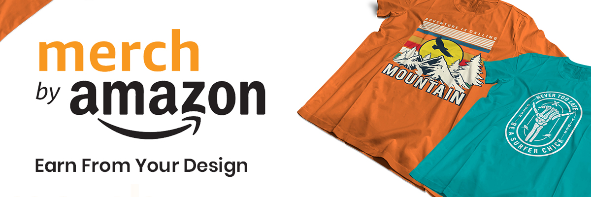 How Merch By Amazon Work