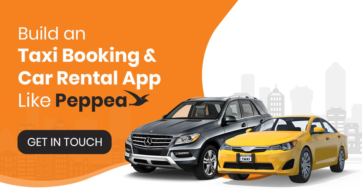 Taxi App Development Kenya