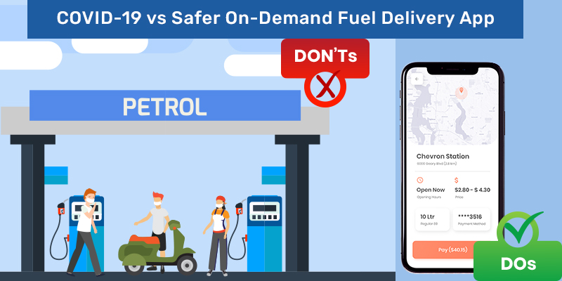 Car Tank with On Demand Fuel Delivery