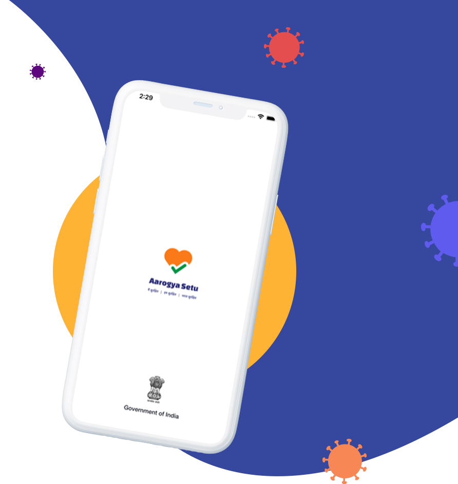 Arogya Setu Covid-19 Tracking App