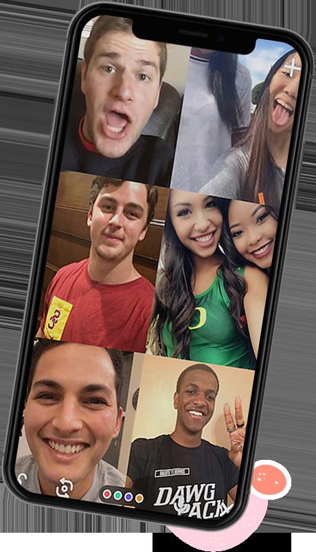 Video Chat App like Houseparty