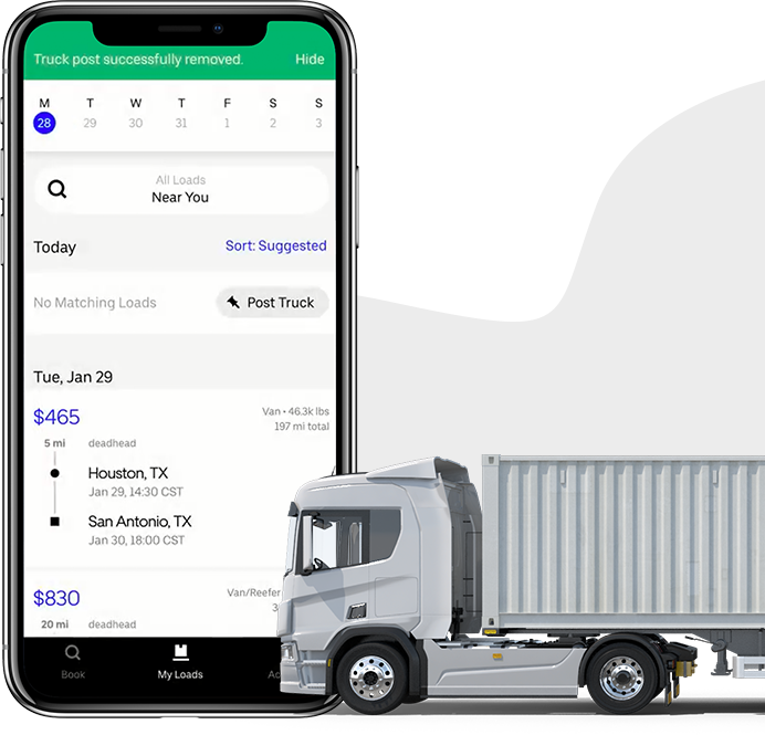 Features Of Uber Freight