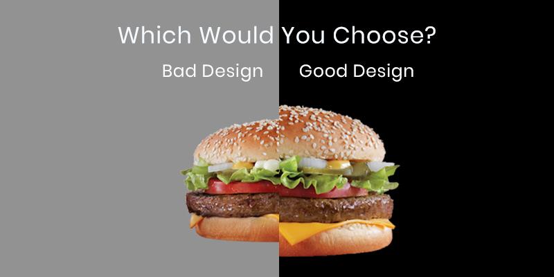 Burger Foods Design