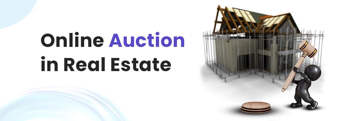 Online Auction Real Estate