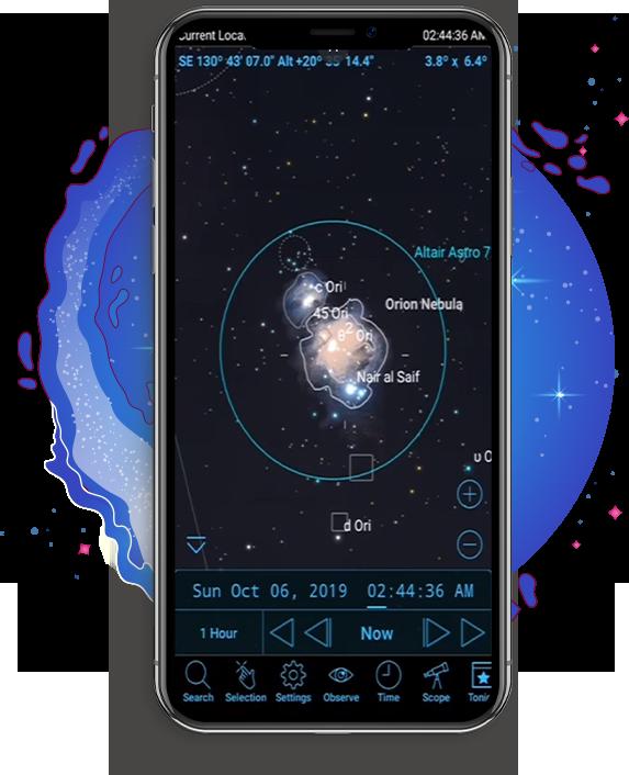 Skysafari Astronomy App Work