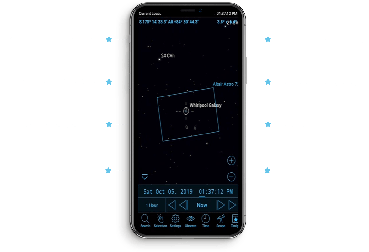 Features Of SkySafari Astronomy App