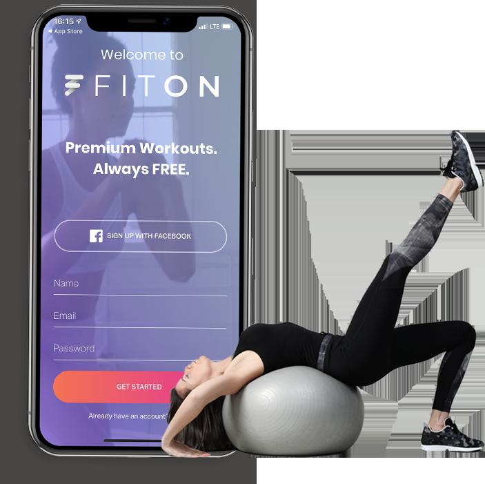 Best Fitness App like FitOn