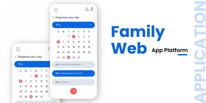 Family Web App
