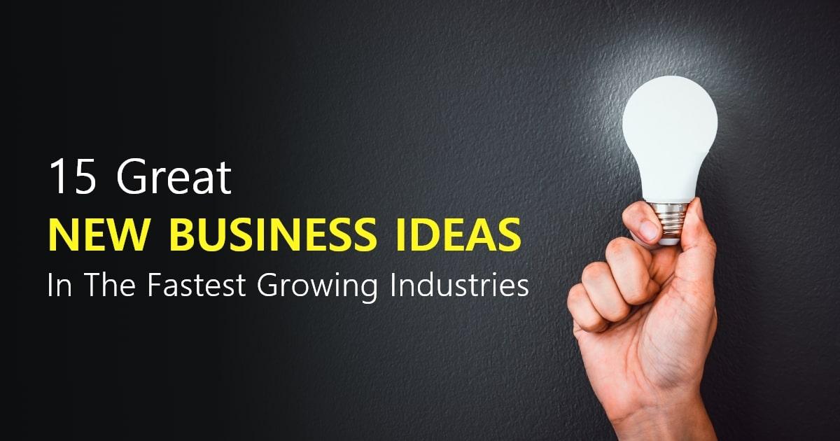 best business ideas to start