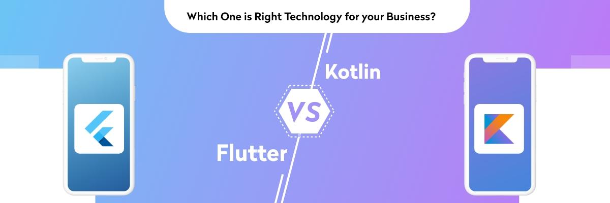 Flutter versus Kotlin
